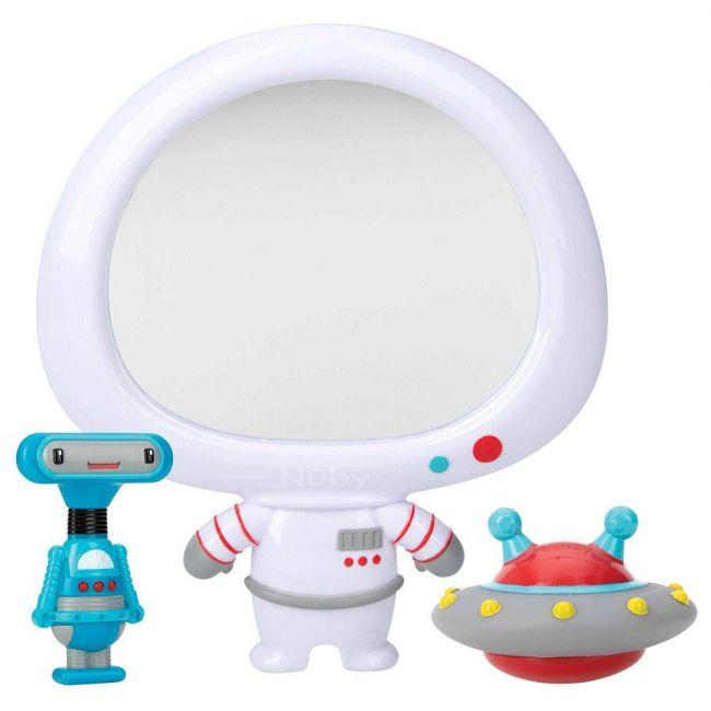 Nuby - Space Man Mirror Set