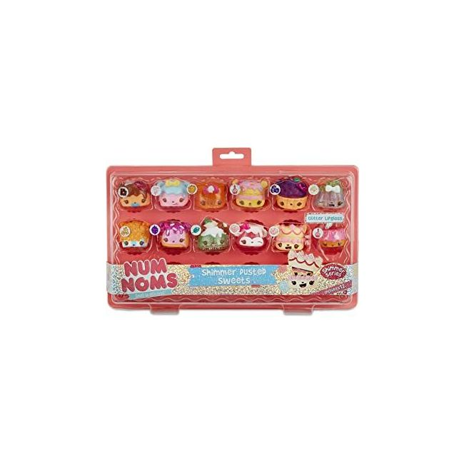 Num Noms - Cupcake Tray Shimmer Series