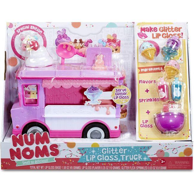 Num Noms - Glitter Lip Gloss Truck