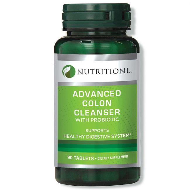 Nutritionl - Advanced Colon Cleanser 90 Tablets