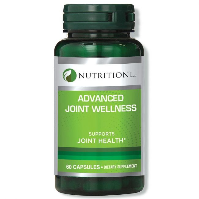 Nutritionl - Advanced Joint Wellness - 60 Capsules