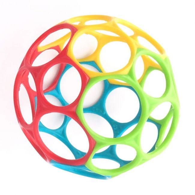 Oball - Classic  Easy-Grasp Toy - Red