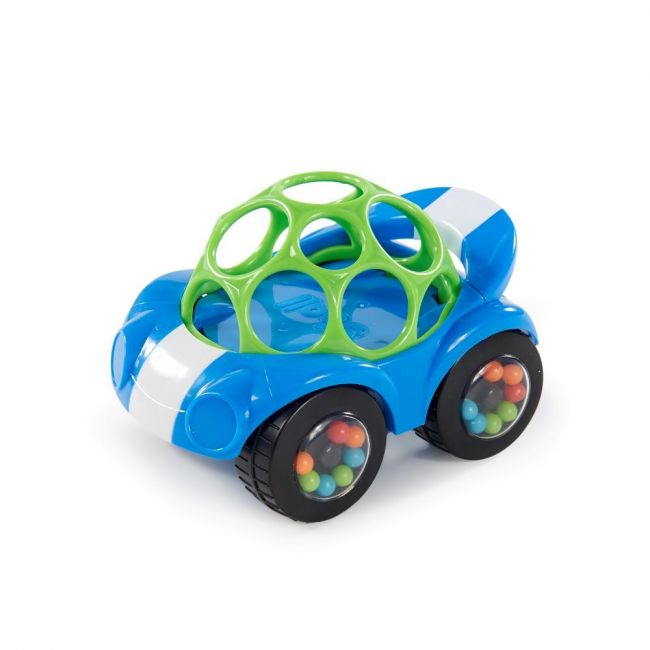 Oball - Rattle & Roll Sports Car Toy
