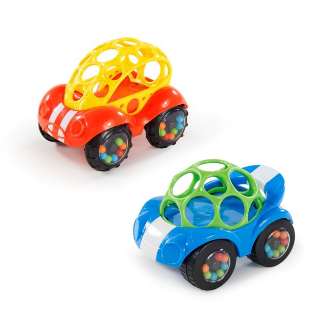 Oball - Rattle & Roll Toy