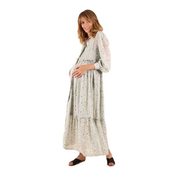 oh9shop - Mint Meadows Maxi Dress