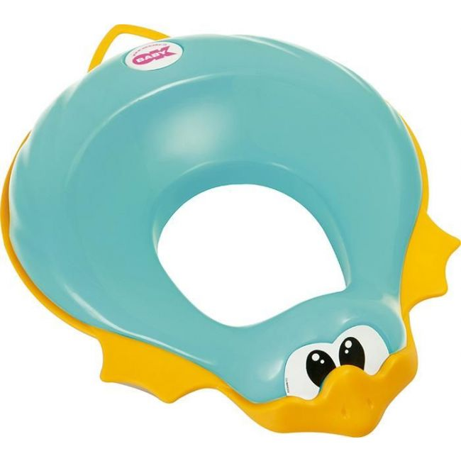 Okbaby Ducka Funny Toilet Seat Reducer with slip-proof edge