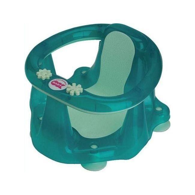 Okbaby Flipper Evolution Bath Seat with Slip-Free Rubber-