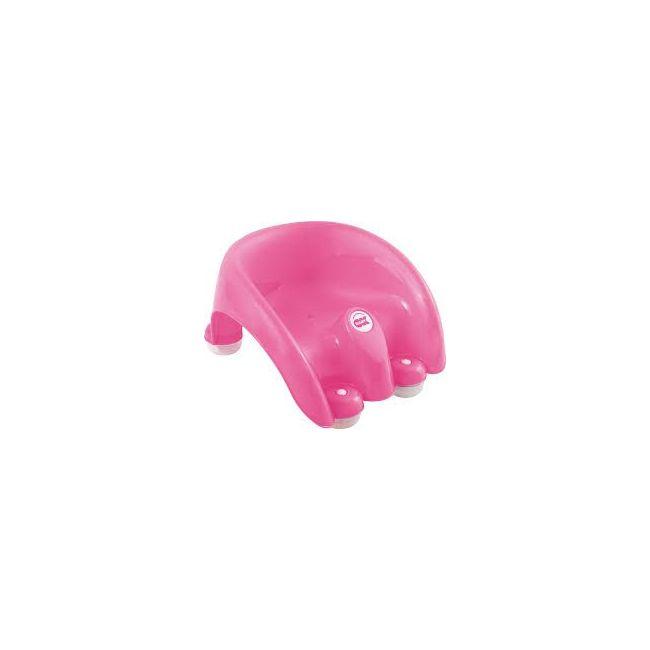 Okbaby Pouf Handy-Andy Bath Seat - Pink