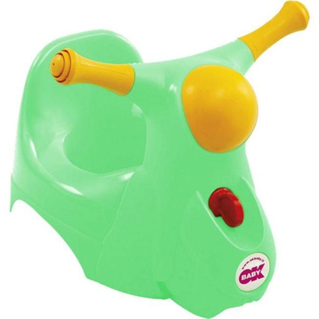 Okbaby - The Scooter Potty - Pista Green