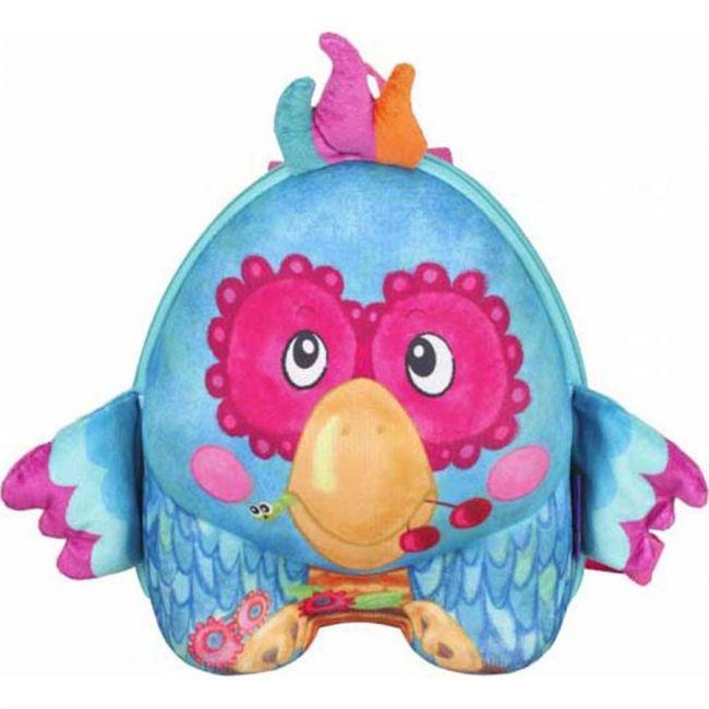 Okiedog Wildpack Backpack Parrot