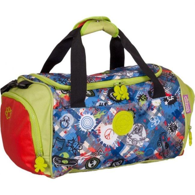 Okiedog Wildpack Graffiti Boy Sports Bag