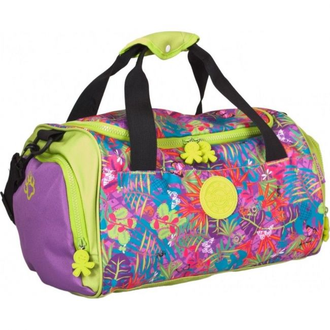 Okiedog Wildpack Jungle Fever Girl Sports Bag