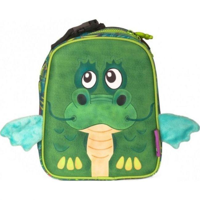 Okiedog Wildpack Junior Lunch Bag Dragon