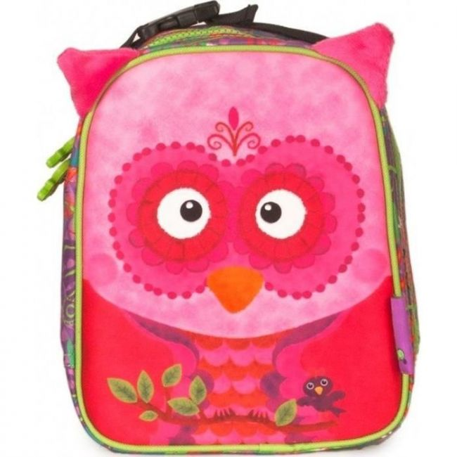 Okiedog Wildpack Junior Lunch Bag Owl