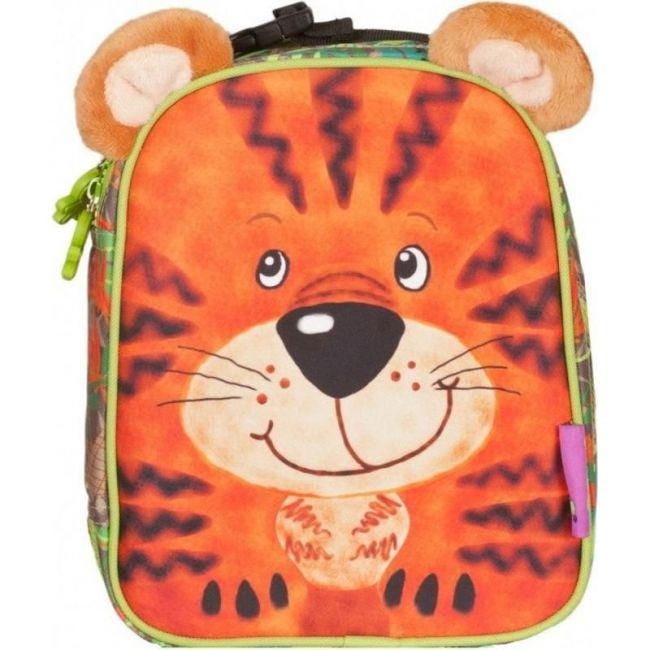 Okiedog Wildpack Junior Lunch Bag Tiger
