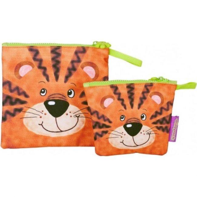 Okiedog Wildpack Junior Snack Pack Tiger