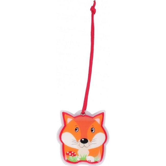 Okiedog Wildpack Luggage Tag - Fox
