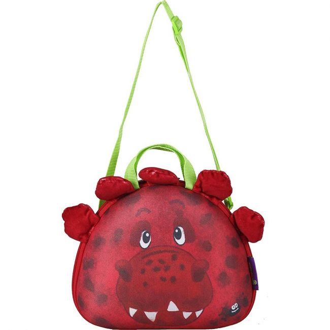 Okiedog Wildpack Lunch Bag Dinosaur