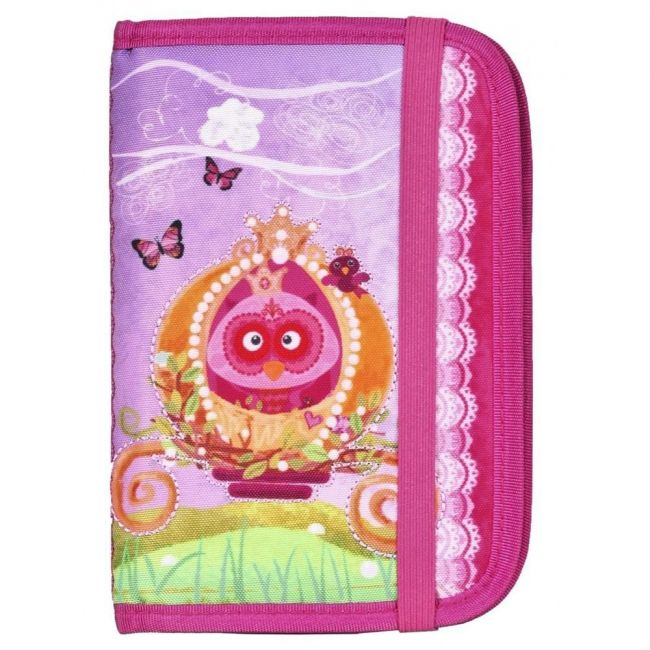Okiedog Wildpack Passport Holder - Owl