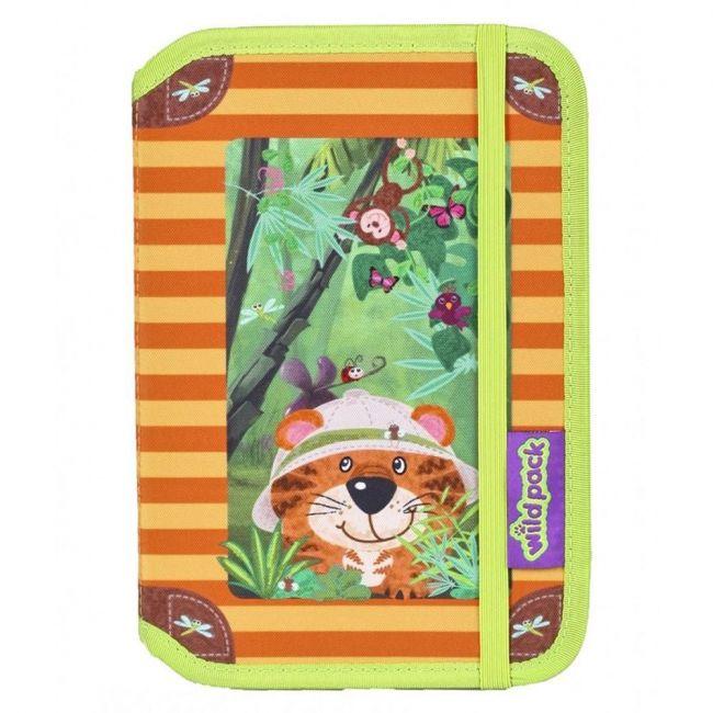 Okiedog Wildpack Tablet Sleeve - Tiger
