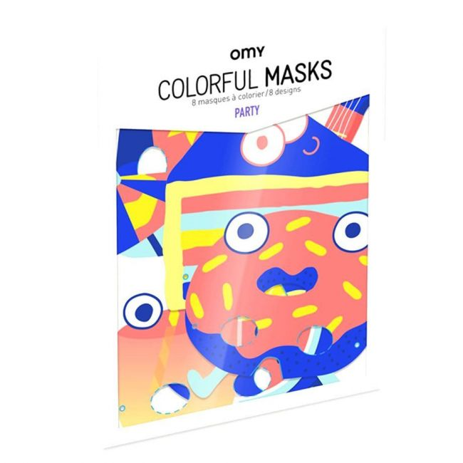 OMY Party Mask