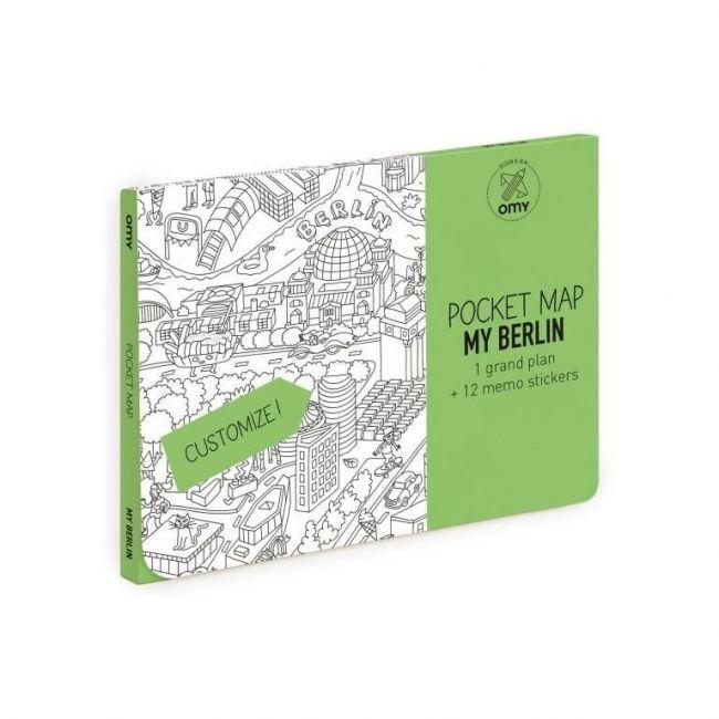 OMY Berlin Pocket Map