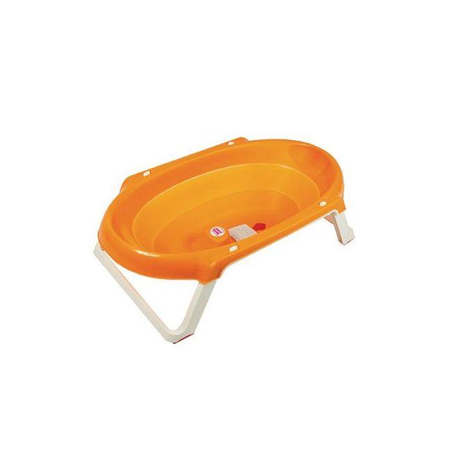 Okbaby - Onda Slim The Folding Bath Tub - Orange