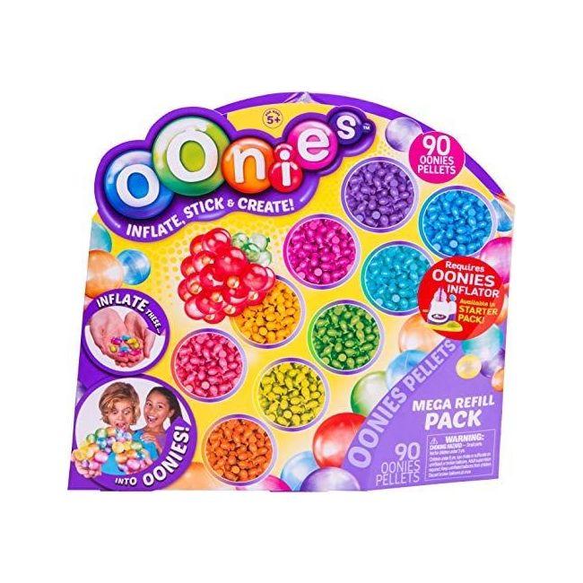 Oonies - S 1 Mega Refill Pack