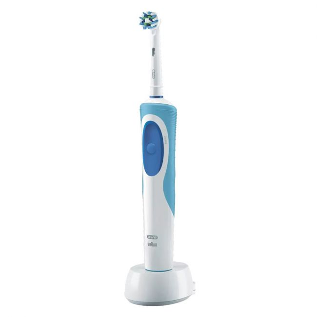 Oral-B - Vitality Cross Action Rechargeable Toothbrush Boxed