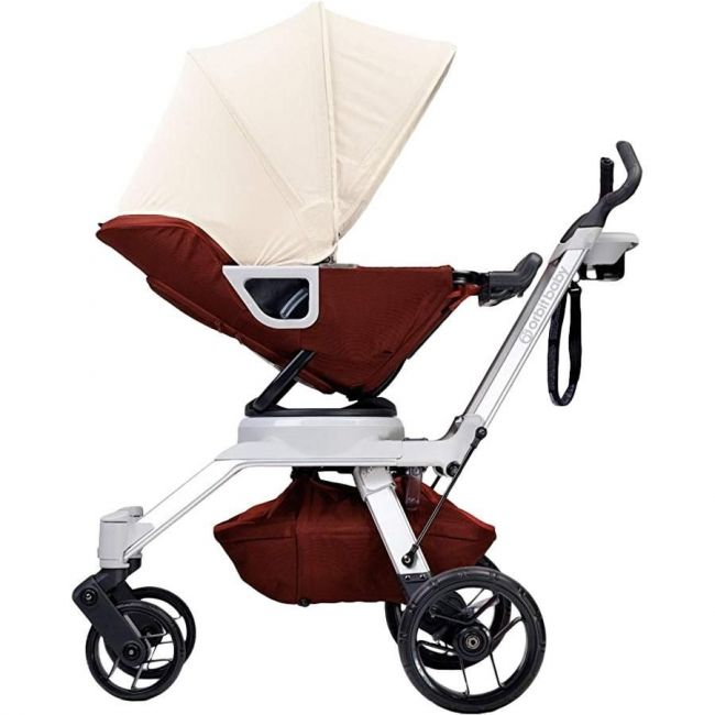Orbit Baby G2 Stroller Base with G3 Seat and Sunshade