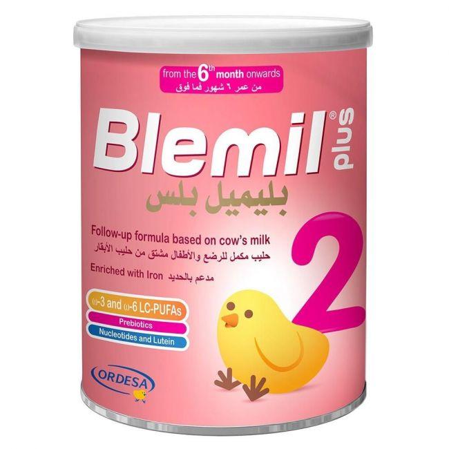 Ordesa - Blemil Plus 2 - 400 gm Powder 6-12 months