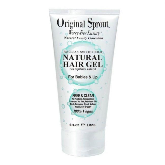 Original Sprout - Natural Baby Hair Gel - 4oz