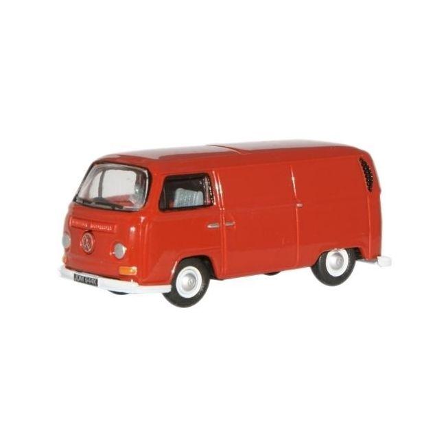 Oxford Senegal Red VolksWagen Toy Van
