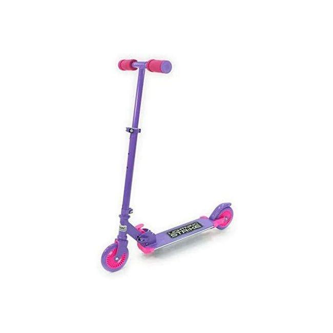 Ozz Bozz - Lightning Stike Scooter Pink