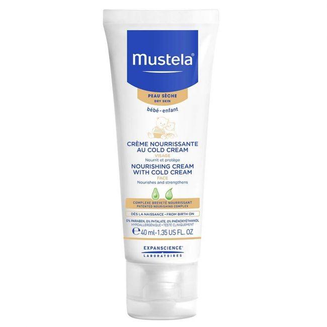 Mustela - Nourishing Cold Cream - 40ml
