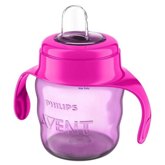 Philips Avent Classic Training Cup - Girl (200ml) x1