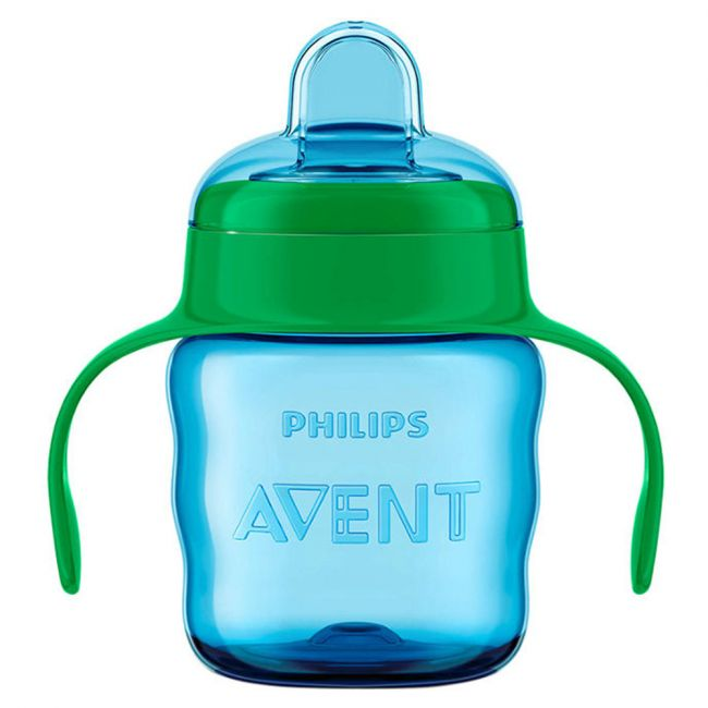Philips Avent Classic Training Cup- Boy (200ml) x1