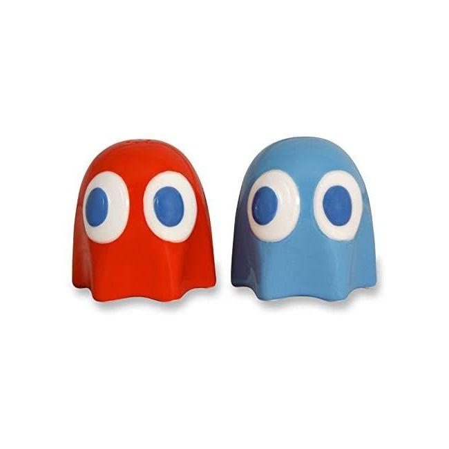 Pac Man - Ghost Salt And Pepper Pots
