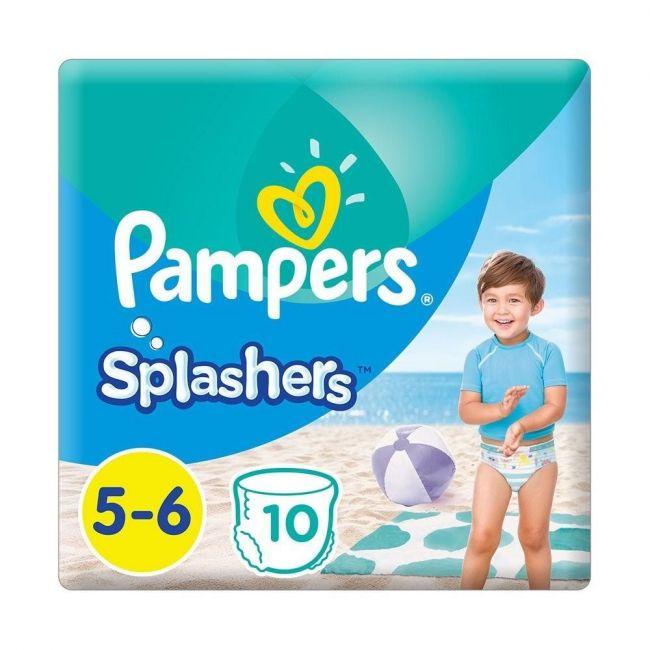 Pampers Splashers Swimming Pants, Size 5-6, 14+ kg, 10 pcs