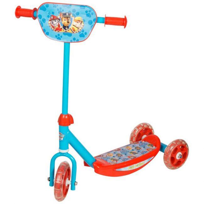 Paw Patrol - 3 Wheel Kid Scooter