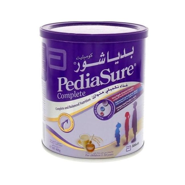 Pediasure Complete Honey Child Nutrition Supplement 400G
