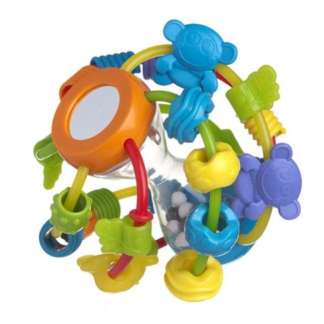 Playgro Play & Learn Activity Mirror Ball