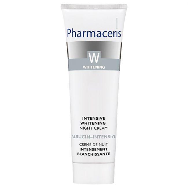 Pharmaceris - Albucin Intensive Whitening Night Cream - 30ml