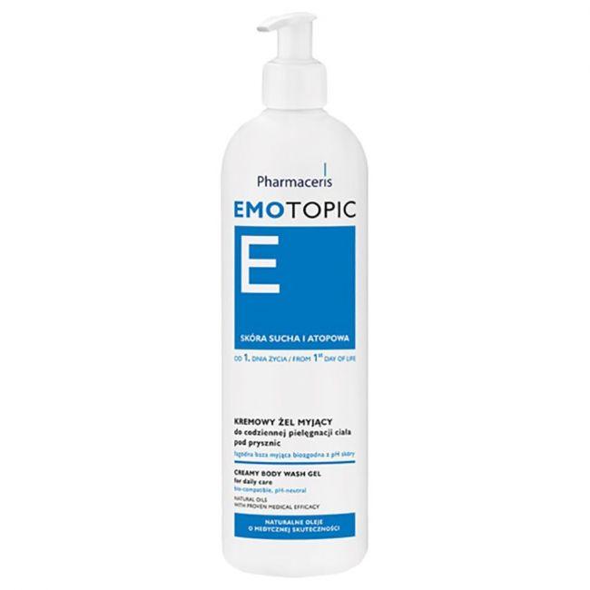 Pharmaceris - Emotopic Creamy Body Shower Gel 400ml