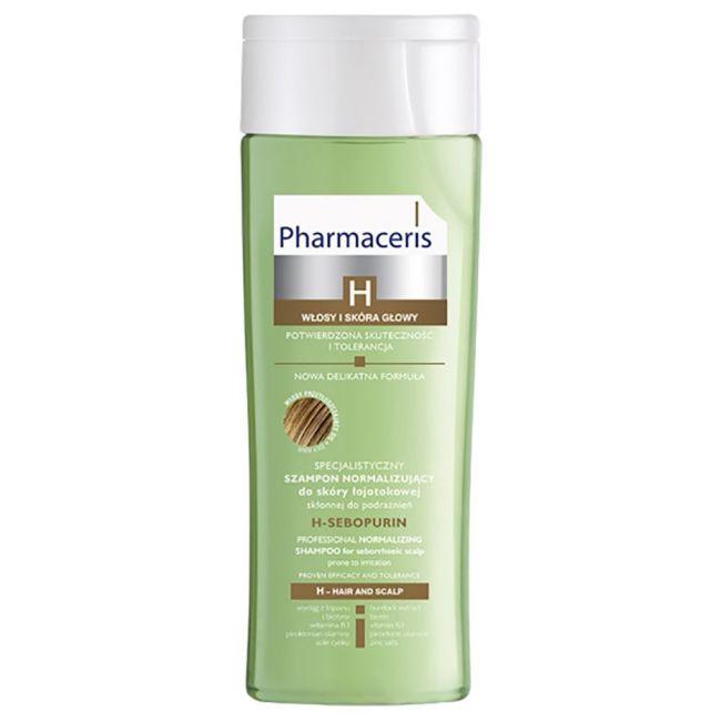 Pharmaceris - H-Sebopurin Normalizing Shampoo 250ml