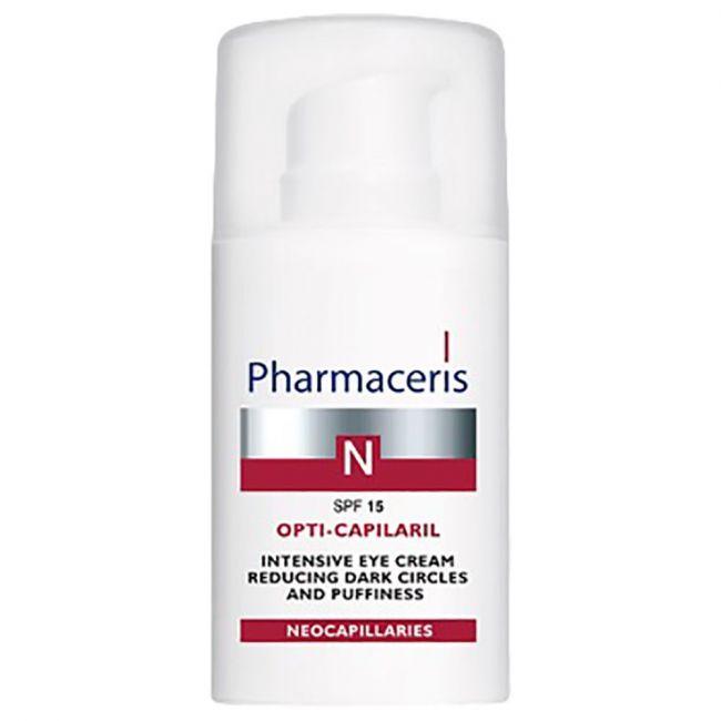 Pharmaceris - Opti-Capilaril Intensive Eye Cream SPF15 15ml