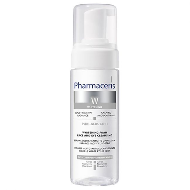 Pharmaceris - Puri-Albucin Whitening Face Cleansing 150ml