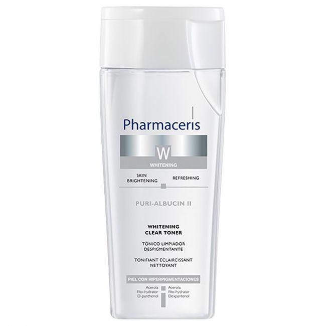 Pharmaceris - Puri-Albucin Whitening Toner 200ml