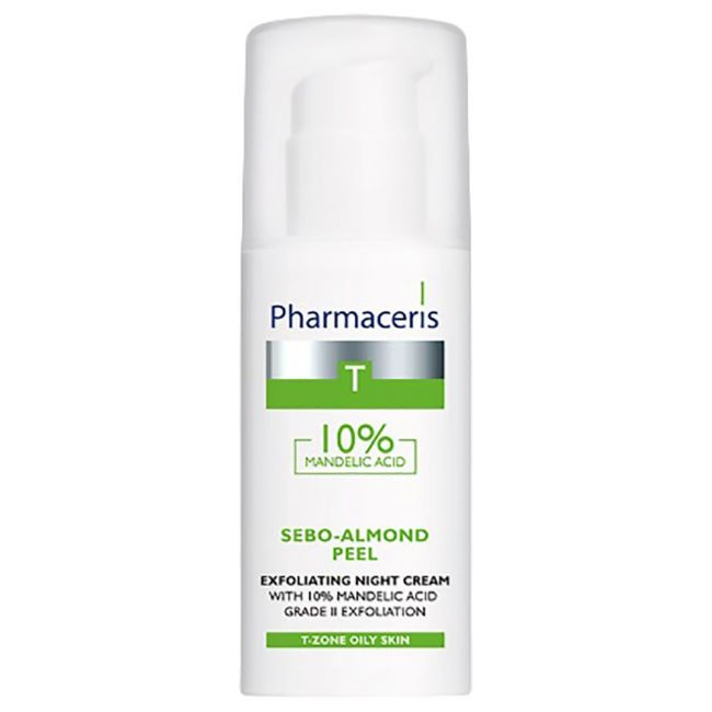 Pharmaceris - Sebo Almond Peel 10% Mandelic Acid Cream 50ml