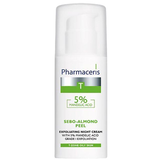 Pharmaceris - Sebo Almond Peel Exfoliating Night Cream 50ml